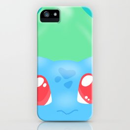 Kanto Friend 001 iPhone Case