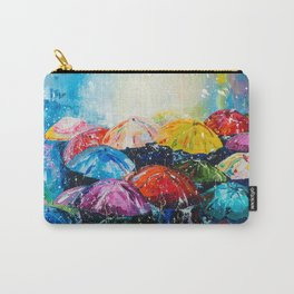 RAIN,RAIN,RAIN... Carry-All Pouch