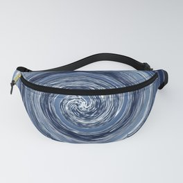 thoughts go round Fanny Pack