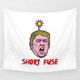 Short Fuse Wall Tapestry