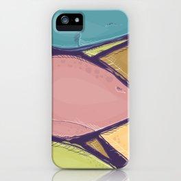 Mosaic iPhone Case