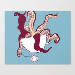 Octotea Canvas Print