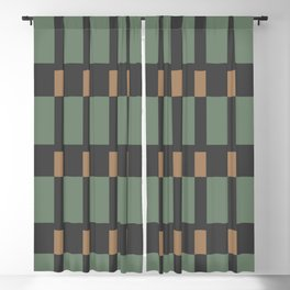 Dark Deco #society6 #decor #buyart Blackout Curtain