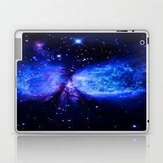 a star is born : Deep Blue Laptop & iPad Skin