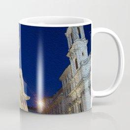 Fountain in Rome Coffee Mug