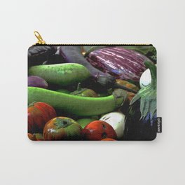 At the Farmer's Table Carry-All Pouch