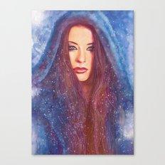 Winter bringer Canvas Print
