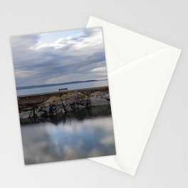 A peaceful view Stationery Cards