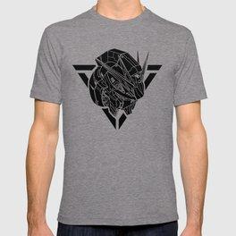 Gundam NU RX93 Black T-shirt
