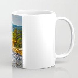 Fresh Water  in Villa d'Este Coffee Mug