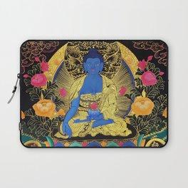 Buddha Medicine Thangka 1 Laptop Sleeve