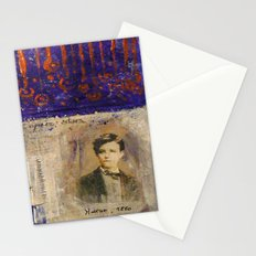SAHARA BLUE Stationery Cards