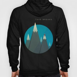 Take breaks. A PSA for stressed creatives. Hoody