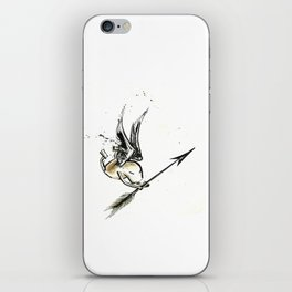 Winged Mook! iPhone Skin