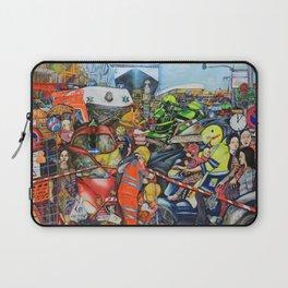 Il traffico di Palermo Laptop Sleeve