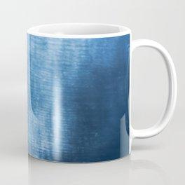 Abstract blue texture Coffee Mug