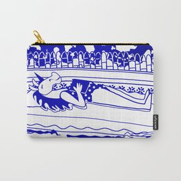 Pool Time Unicorn V2 Carry-All Pouch
