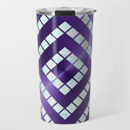 Ultra Violet & Iridescent 02 Travel Mug