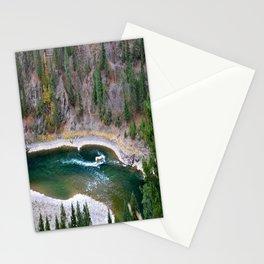 Kootenai River Stationery Cards