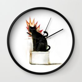 the forgetting game Wall Clock