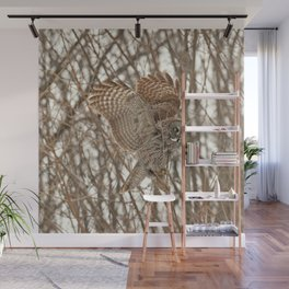 Feather Weight Wall Mural