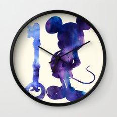 The Key Wall Clock