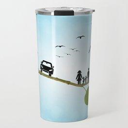 Eco life concept Travel Mug