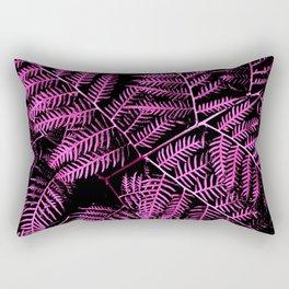 Boysenberry Bracken Rectangular Pillow