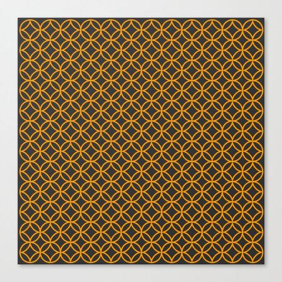 Pattern E Canvas Print