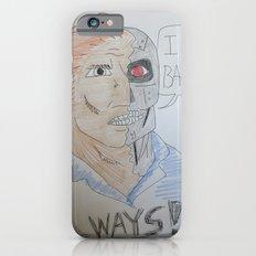 Bootleg Series: Cyborg Future Guy Slim Case iPhone 6s