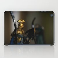 tolkien iPad Cases featuring Tolkien Warriors by Madeline Audrey