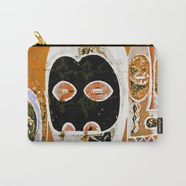 AFRICAN MASKS II Carry-All Pouch