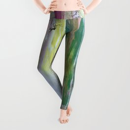 Abstract Painting #2 Leggings