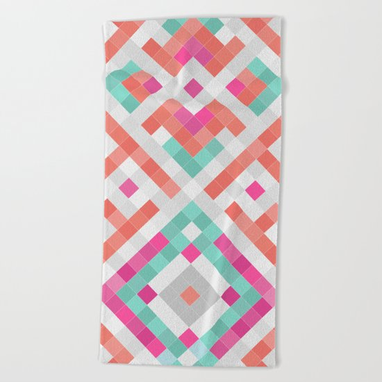 PATH Beach Towel