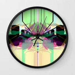 parking garage Wall Clock