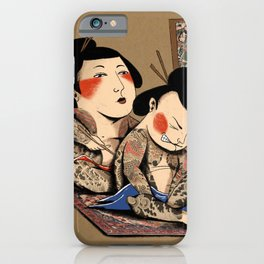 Japanese Tattoo  iPhone Case