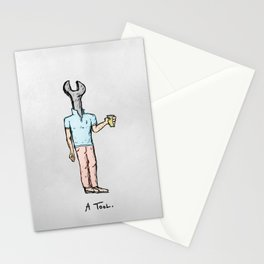 A Tool Stationery Cards
