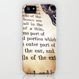 I Just Want Back In Your Head iPhone Case