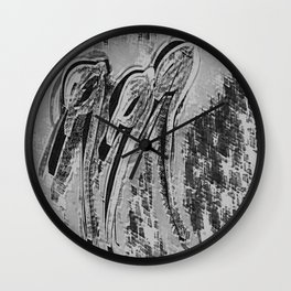 Loneliness Fears 38 Wall Clock