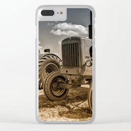 Marshall & Lanz Clear iPhone Case