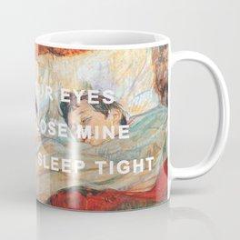 Good Night/The Bed Coffee Mug