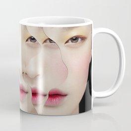 Bird Eyes / Over All Coffee Mug