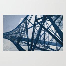 Steel Tower Rug