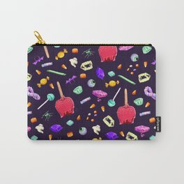Halloween Candy Pattern Carry-All Pouch