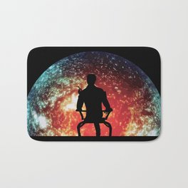 Illusive man ( Mass Effect ) Bath Mat
