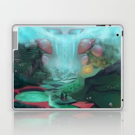 Hidden Kingdom Laptop & iPad Skin