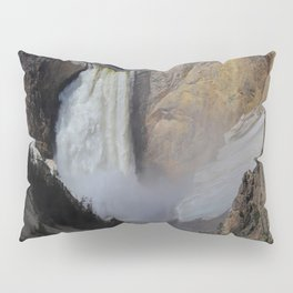 The Lower Falls Pillow Sham