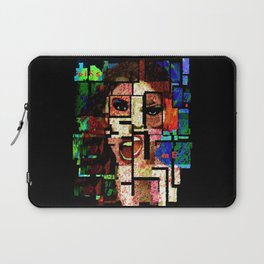 Kiss Me. I Dare You. Laptop Sleeve