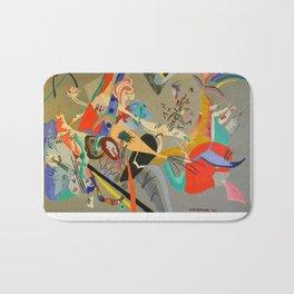 Kandinsky Composition Study Bath Mat