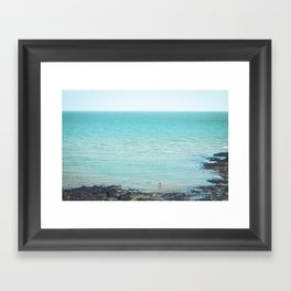 The way I dream you Framed Art Print